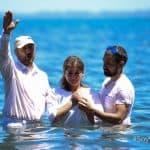 Baptisms in Lago Puyehue